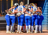 Agoura Varsity Softball 2018
